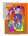 Geinspireerd Door Braque En Picasso Leren Analytische Kubisme Kunst Stijl Kleurboek Origineel Handgemaakt Tekeningen Gemaakt Door Artiest Grace Divine