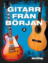 Gitarr från Början 2 inkl CD - Tomeu Alcover | Laserbodysculptingpittsburgh.com