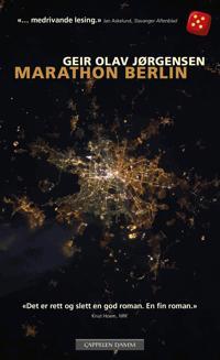 Marathon Berlin - Geir Olav Jørgensen   Inprintwriters.org