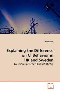 Explaining the Difference on Ci Behavior in Hk and Sweden