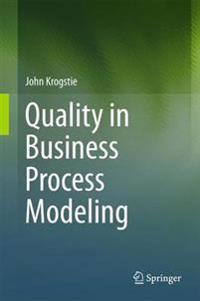 Quality in Business Process Modeling
