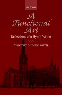 Functional art - reflections of a hymn writer