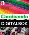 Caminando 3, 3:e upplagan Lärobok Digital (12 mån)