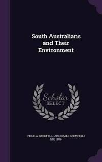 South Australians and Their Environment