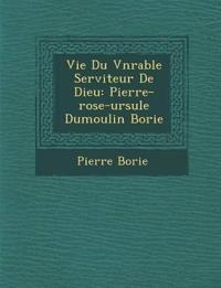 Vie Du V¿n¿rable Serviteur De Dieu: Pierre-rose-ursule Dumoulin Borie