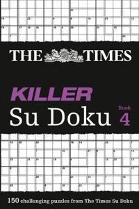 The Times Killer Su Doku 4