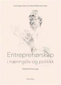 Entreprenørskap i næringsliv og politikk