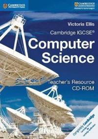 Cambridge Igcse Computer Science Teacher's Resource Cd-rom