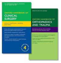 Oxford Handbook of Clinical Surgery and Oxford Handbook of Orthopaedics and Trauma