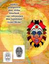 Maskers Geinspireerd Door Afrika Kleurboek Voor Volwassenen Door Kunstenaar Grace Divine