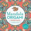 Mandala Origami Paper Pack