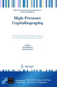High-Pressure Crystallography