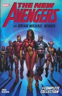 The New Avengers 1