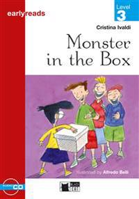 Monster in the Box. Buch + Audio-CD