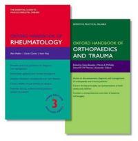 Oxford Handbook of Rheumatology + Oxford Handbook of Orthopaedics and Trauma