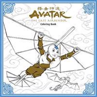 Avatar - the Last Airbender Coloring Book