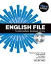 English File Pre-Intermediate: Workbook with Key and Ichecker