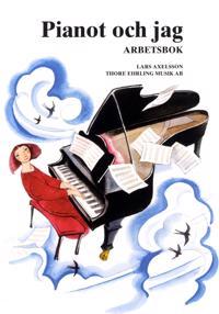 Pianot och jag Arbetsbok