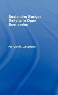 Sustaining Budget Deficits in Open Economies
