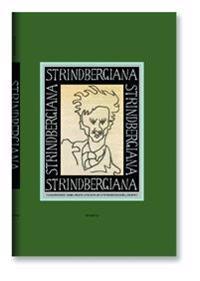 Strindbergiana - Tjugonionde samlingen utgiven av Strindbergssällskapet