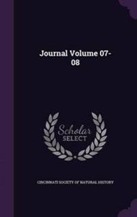 Journal Volume 07-08