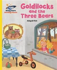 Reading Planet - Goldilocks and the Three Bears - Yellow: Galaxy