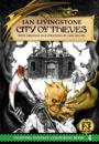 Official Fighting Fantasy Colouring Book 4: City of Thieves