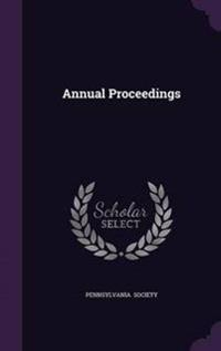 Annual Proceedings