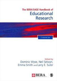 The BERA/SAGE Handbook of Educational Research