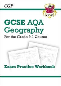 New Grade 9-1 GCSE Geography AQA Exam Practice Workbook