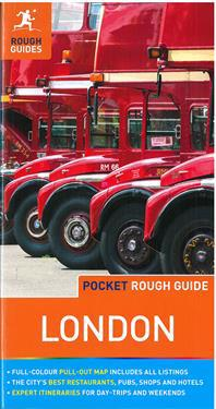 Pocket Rough Guide to London