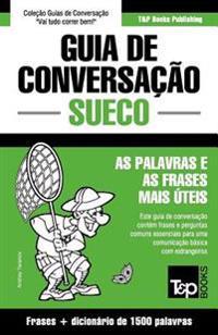 Guia de Conversacao Portugues-Sueco E Dicionario Conciso 1500 Palavras
