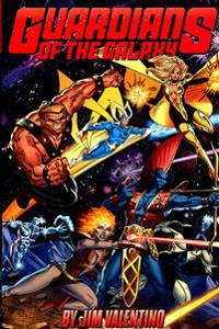 Guardians of the Galaxy Classic Omnibus
