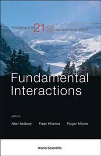 Fundamentals Interactions