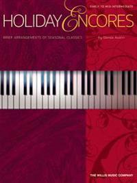 Holiday Encores