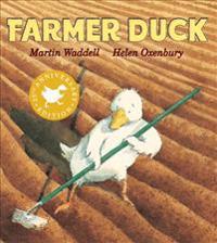 Farmer Duck - Martin Waddell  Helen Oxenbury - böcker (9780763693060)     Bokhandel