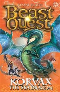 Beast Quest: 100: Korvax the Sea Dragon