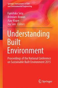 Understanding Built Environment