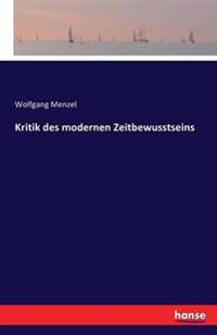Kritik Des Modernen Zeitbewusstseins