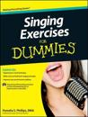 Singing Exercises for Dummies [With CDROM]