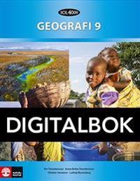 SOL 4000 Geografi 9 Elevbok Digital