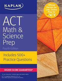 Kaplan ACT Math & Science Prep