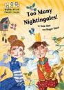 Hopscotch Twisty Tales: Too Many Nightingales!