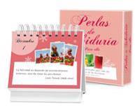 Perlas de Sabiduria Para Ella: Un Diario Quotebook En Practico Formato de Escritorio