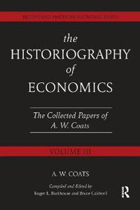 The Historiography of Economics