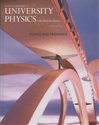 University Physics with Modern Physics and Modified Mastering Physics with Pearson Etext & Valuepack Access Card