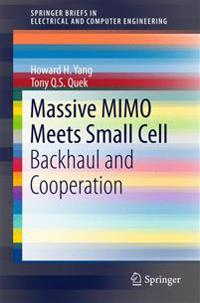 Massive MIMO Meets Small Cell