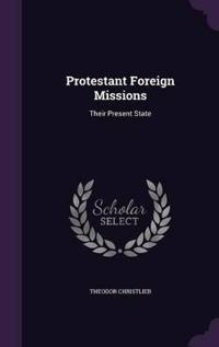 Protestant Foreign Missions