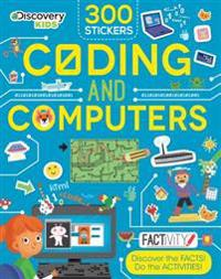 Discovery Kids Coding and Computers: Discover the Facts! Do the Activities!