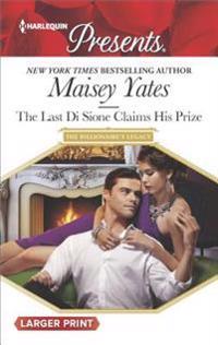 The Last Di Sione Claims His Prize
